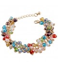 Colours Of The Rainbow Charm Bracelet