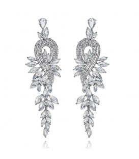 Totally Diva Chandelier Earrings