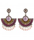 Tribal Colours Earrings