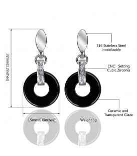 Very Contemporary Earrings