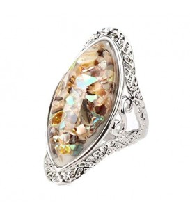 Free Spirit Shell Ring