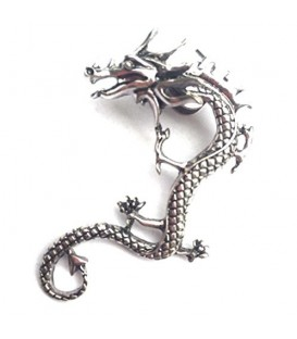 Tame Your Dragon Ear Cuff