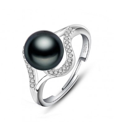 Allure Pearl Ring